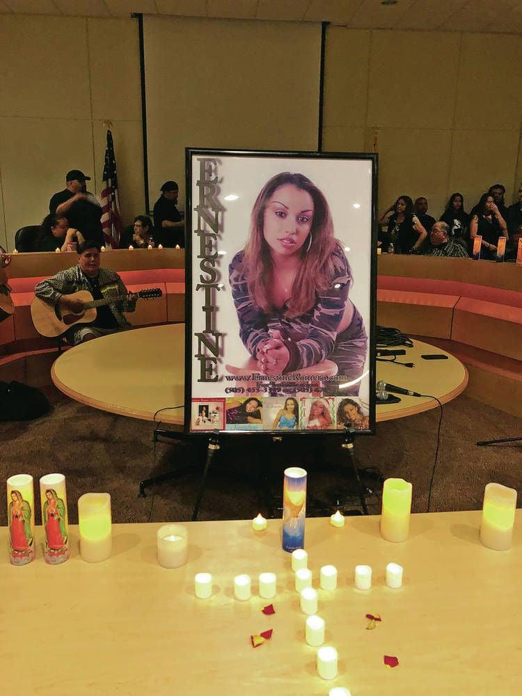 Loved ones mourn Tejano singer from Santa Fe