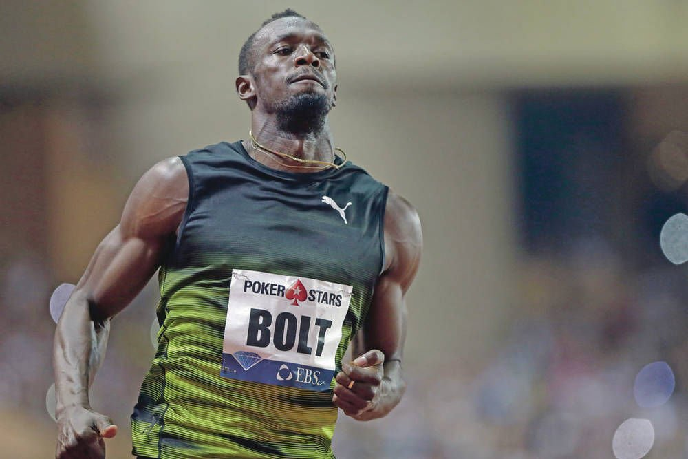 Chris Belcher seventh, Usain Bolt wins in 100 meters at Monaco