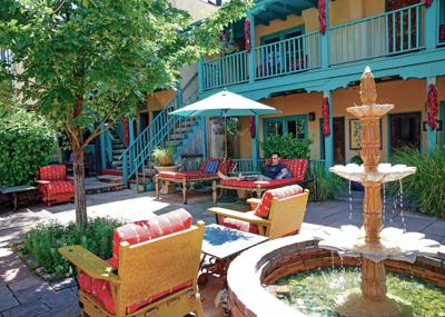 'Travel + Leisure' readers rank Santa Fe No. 2 in the country, No. 14 in the world