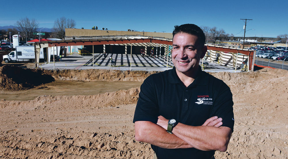 Toyota Of Santa Fe >> Santa Fe Toyota Eyes Expansion In Center Of Town Local News