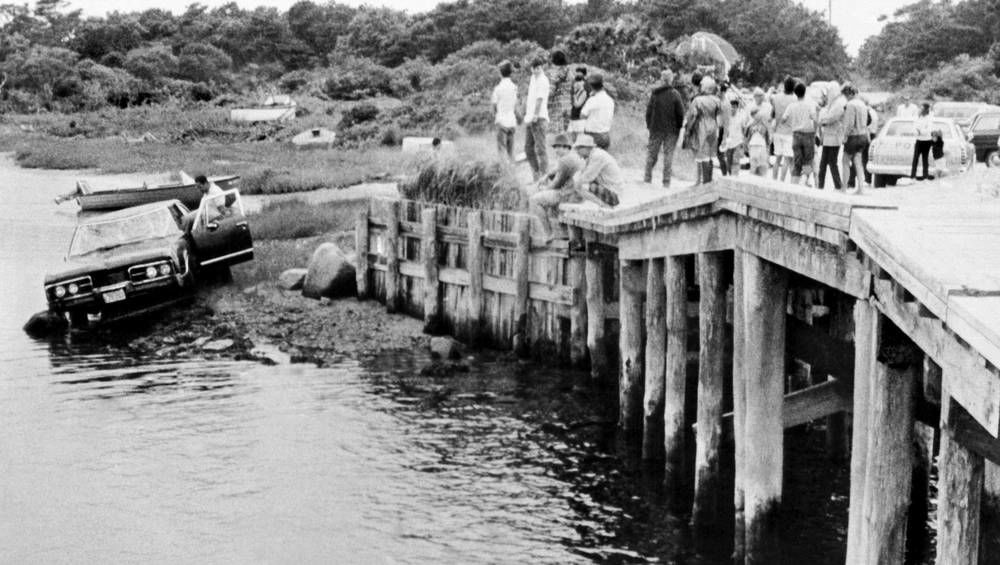 Chappaquiddick rates as most successful cover-up