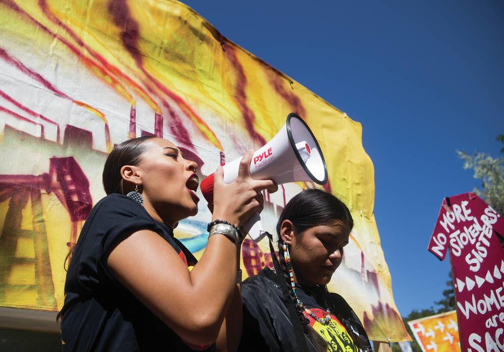 Global Climate Strike draws hundreds in Santa Fe