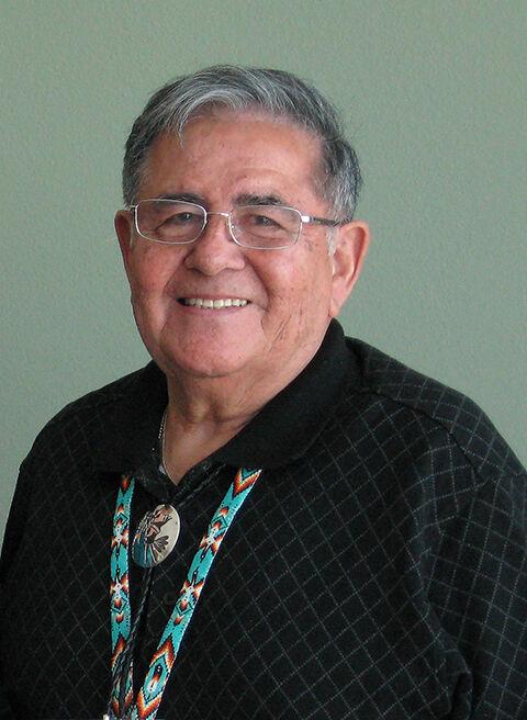Dr. George Blue Spruce Jr.