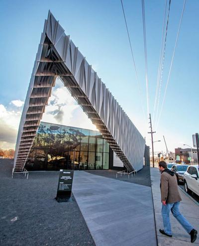 SITE Santa Fe remodel wins architecture prize - 2018