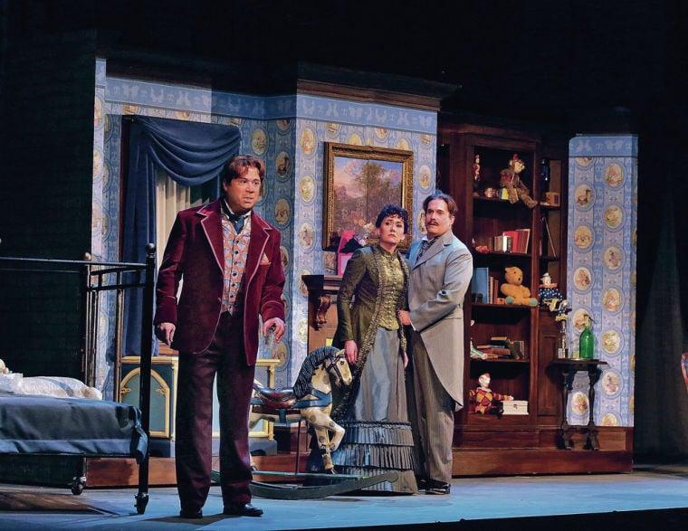 Opera review: 'Oscar' unveiled at Santa Fe Opera
