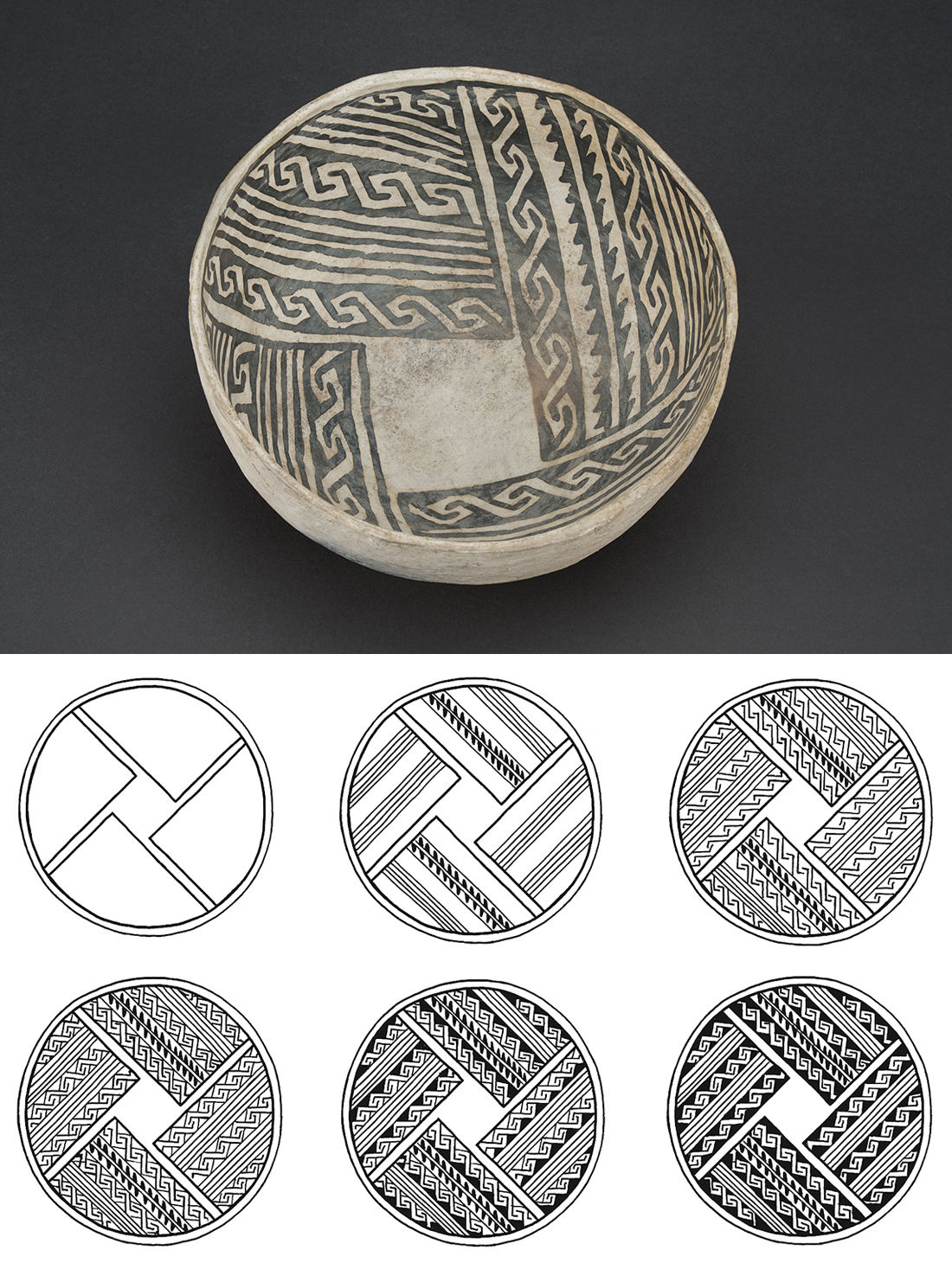Painted Reflections: Isomeric Design in Ancestral Pueblo Pottery 2