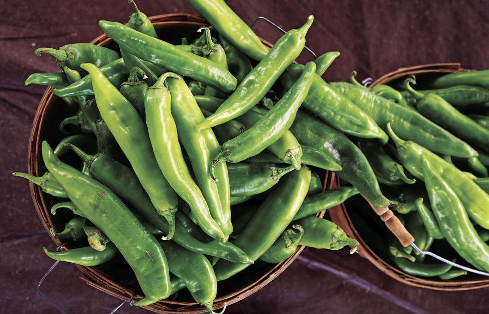 Colorado governor calls New Mexico chile 'inferior'