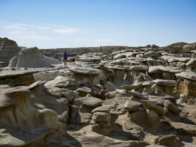 Bisti Badlands: Desert dreamscape officially on the map