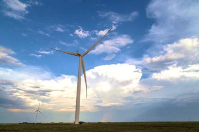 New Mexico wind power project picks up steam