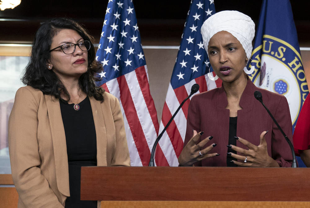 Israel bars entry to outspoken U.S. congresswomen