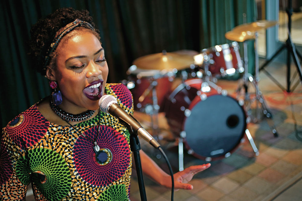 'Super Bowl Baby' finds her tune