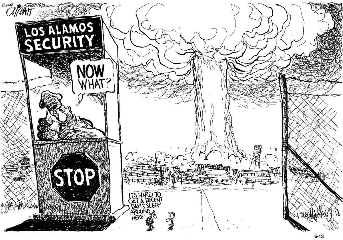 political cartoon 1