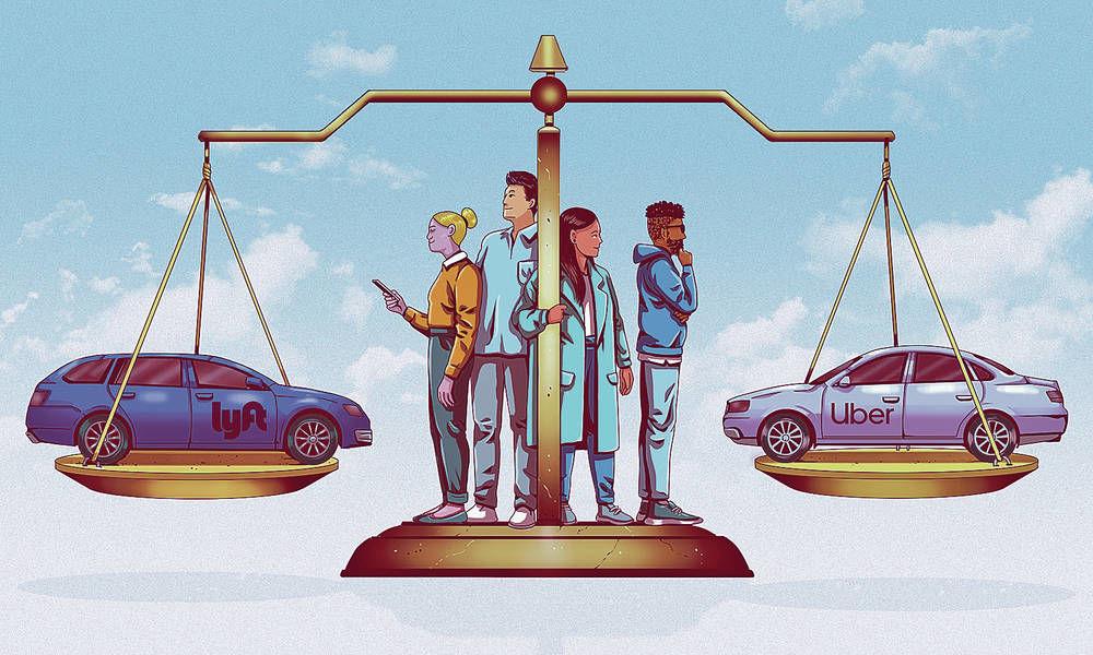 Uber vs. Lyft: Which ride-hailing app is better?