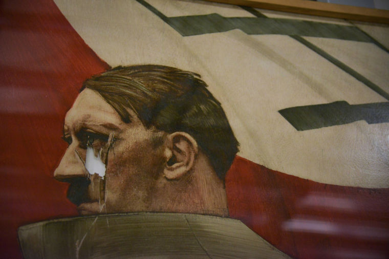 A G.I.'s hunt for Nazi art