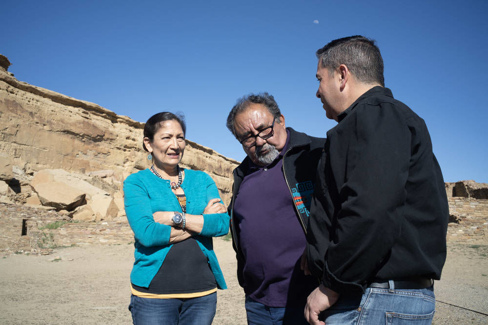 Health complaints lead Chaco-area residents to question price of oil