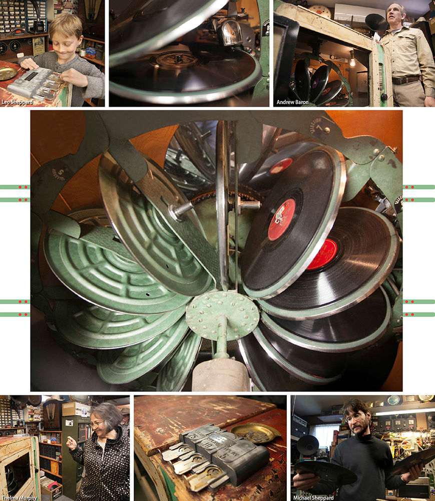 Jukebox hero: The restoration of the Mills Dance Master 880