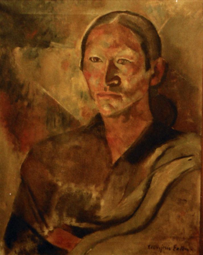 5 Mixed Media Marjorie Eaton Taos Art Museum 2
