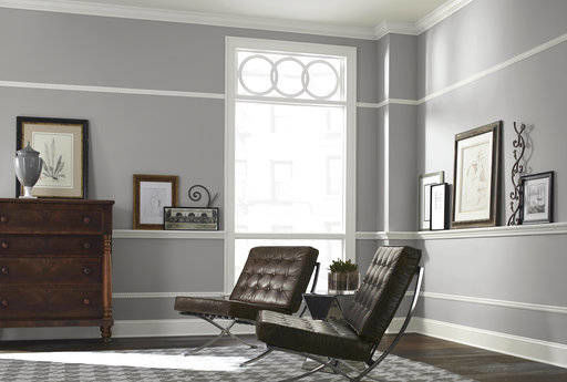 Gray A Sneaky Color Is Red Hot For Painting Interiors