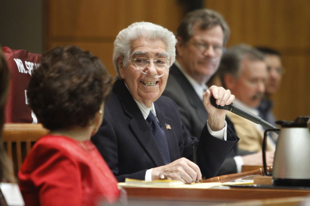 Ben Luján, 1935-2012: An era ends with passing of longtime House speaker