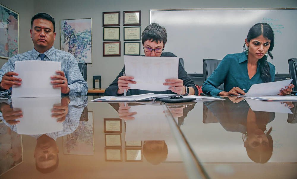 For New Mexico's revenue estimators, goal is to be on money