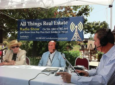 Realtor enjoys success with Sunday radio show