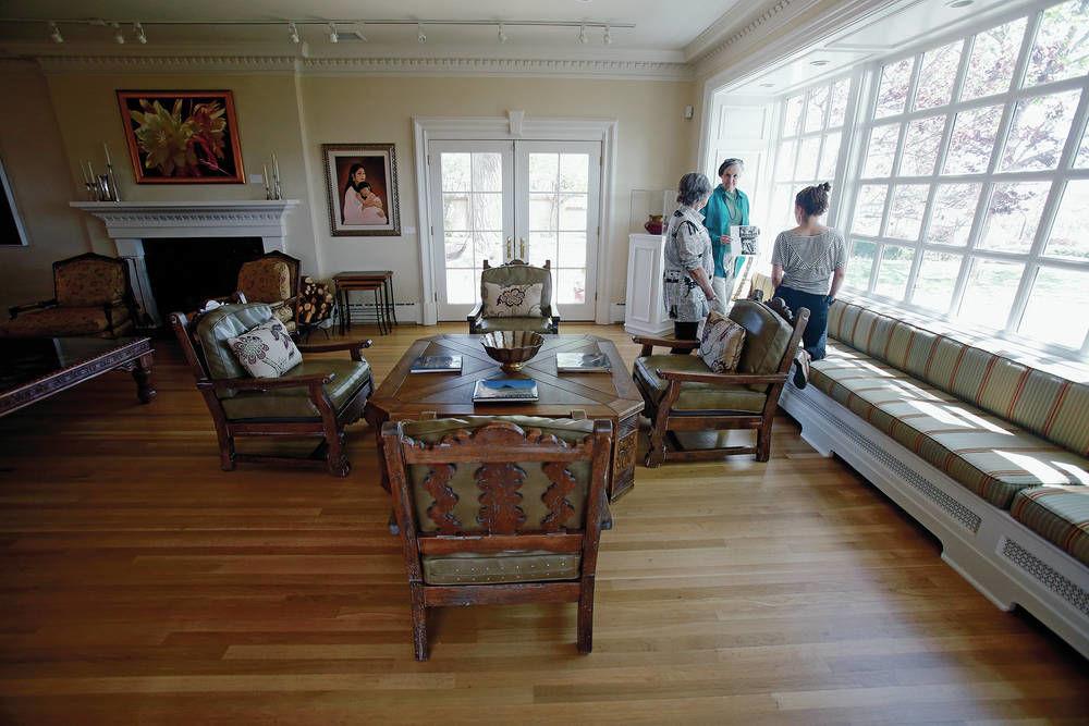 Inside the New Mexico governor's home