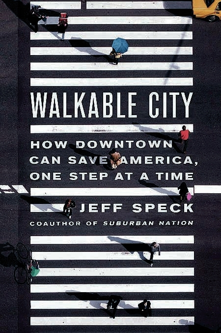 Urban planner to discuss strategies for increasing city's walkability
