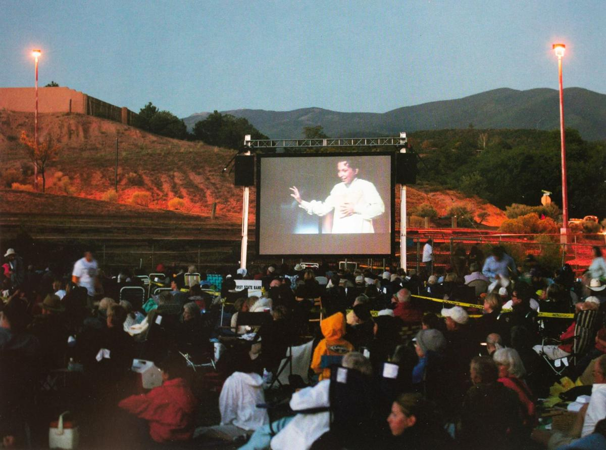 Santa Fe Opera simulcast