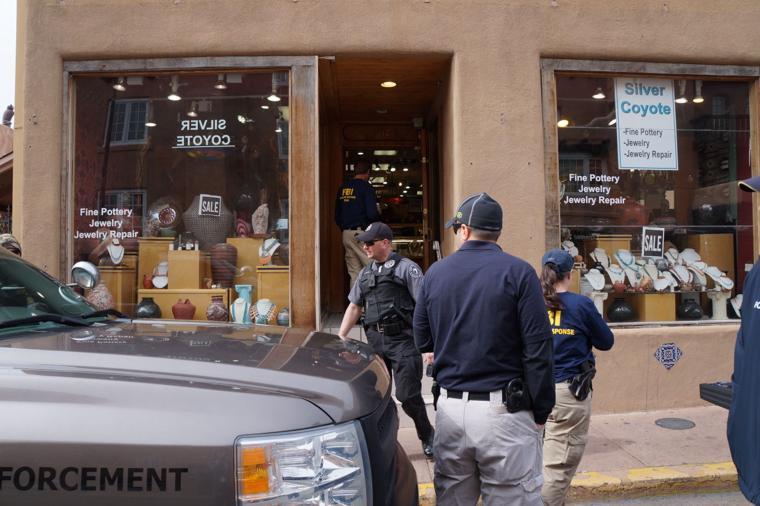 New Mexican Food Downtown Santa Fe