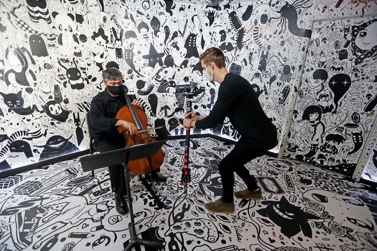 The Santa Fe Symphony's hybrid future
