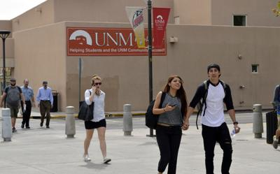 UNM among top 10 fastest-growing state flagships