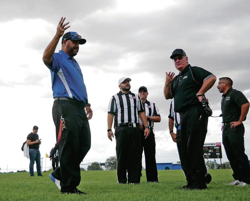 Storm ends rivalry game for Jaguars, Horsemen