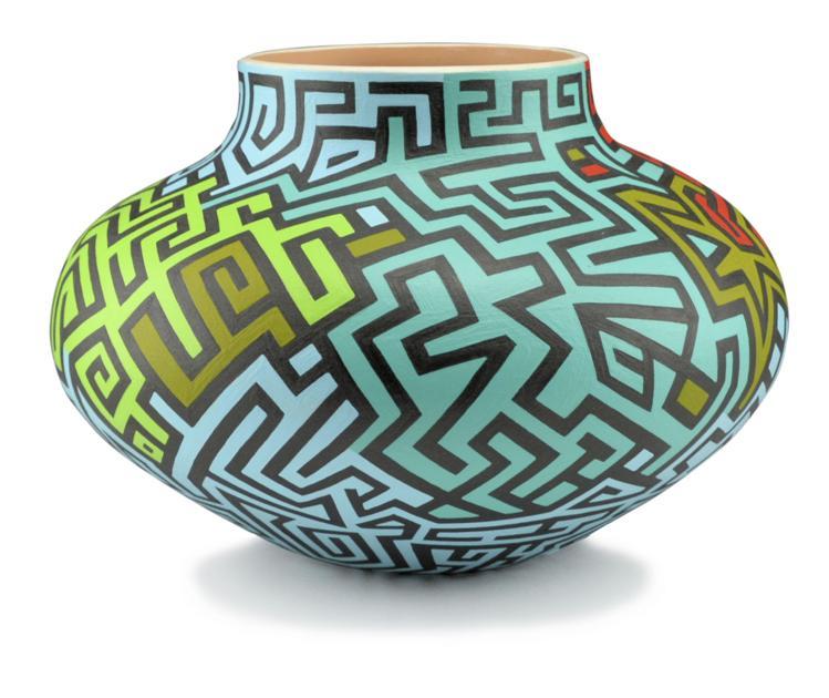 Pop pots: Les Namingha