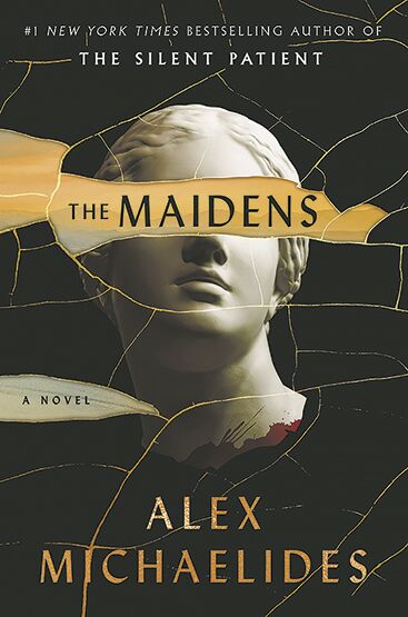 'The Silent Patient' was a huge hit. Next we have 'The Maidens.' Don't believe the hype.