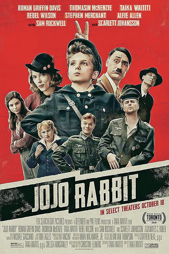 Kid's take on movies: 'Jojo Rabbit'