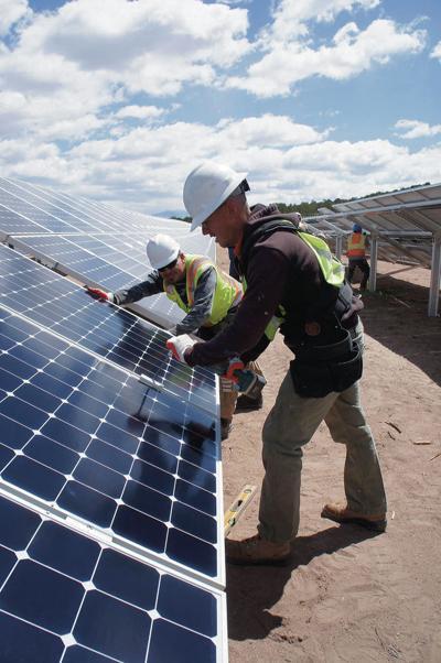 Report: N.M. added 3K jobs in solar industry last year