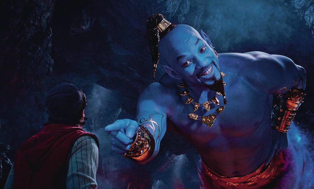 'Aladdin' soars at box office, but fails to impress