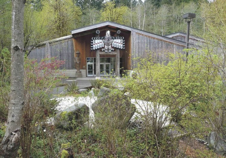 Evergreen State College Longhouse Education and Cultural Center