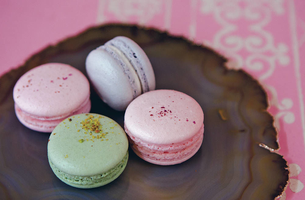 At Chainé, Santa Fe native infuses flavors of home into French macarons
