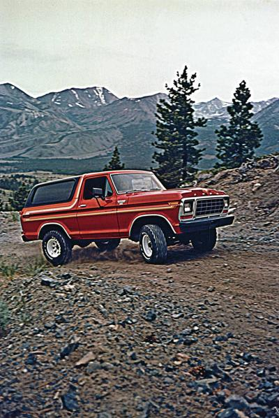 2020 Ford Bronco Will Come In A Two Door Version