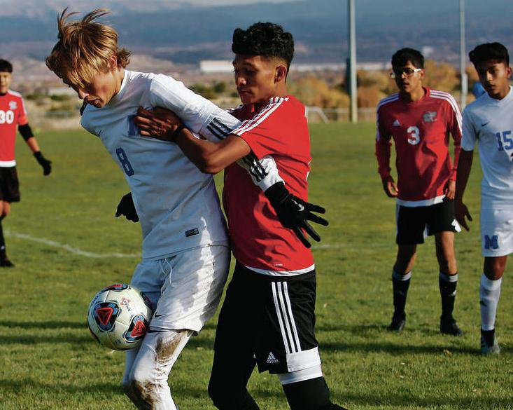 St. Michael's in title game after 3-2 double overtime win over Monte del Sol
