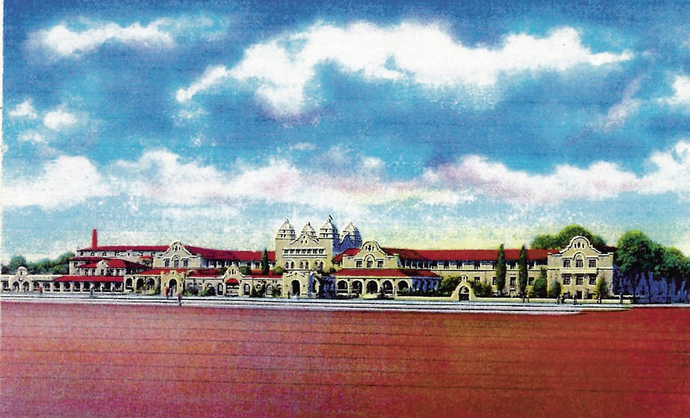 Trail Dust: Once grand Alvarado Hotel now a fading memory