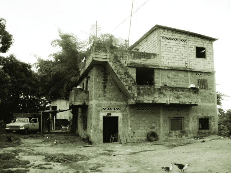 The Mendoza home