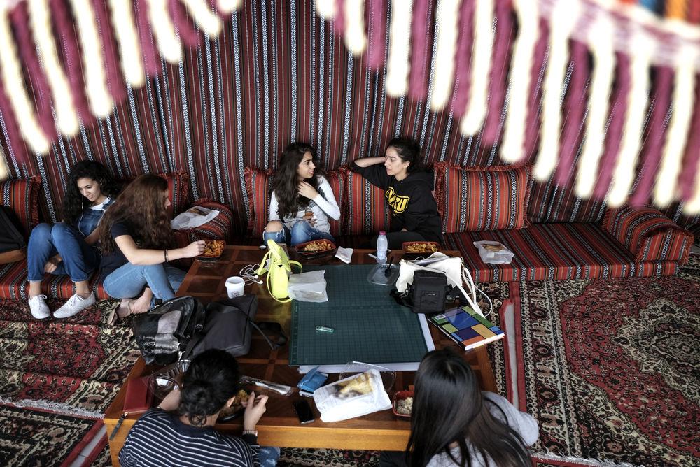 In Qatar U S Universities Are Building An Academic Oasis