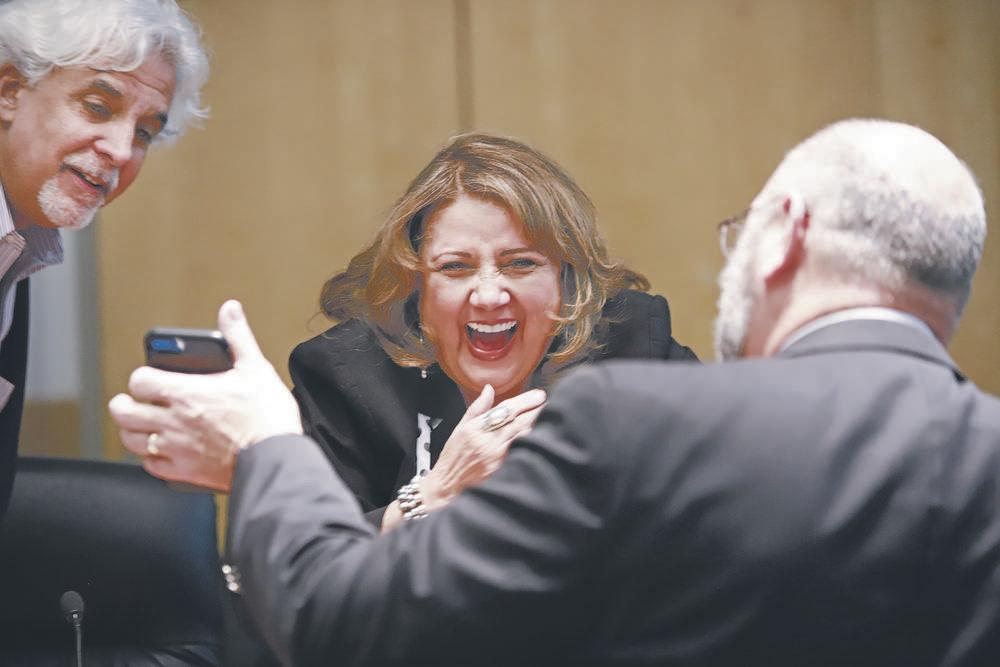 García's job seems safe any way SFPS board vote goes