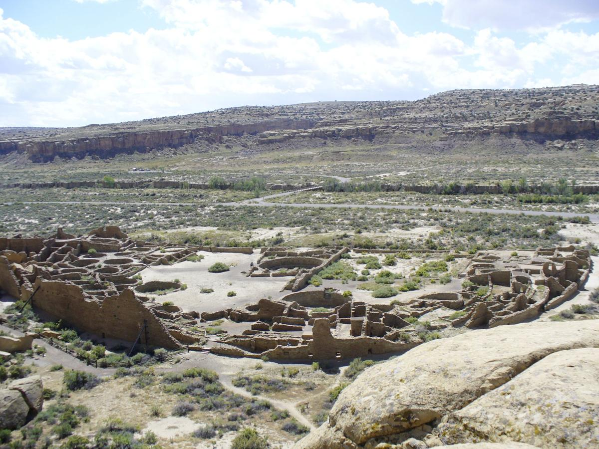 The threat to Chaco: School for Advanced Research hosts Ruth Van Dyke