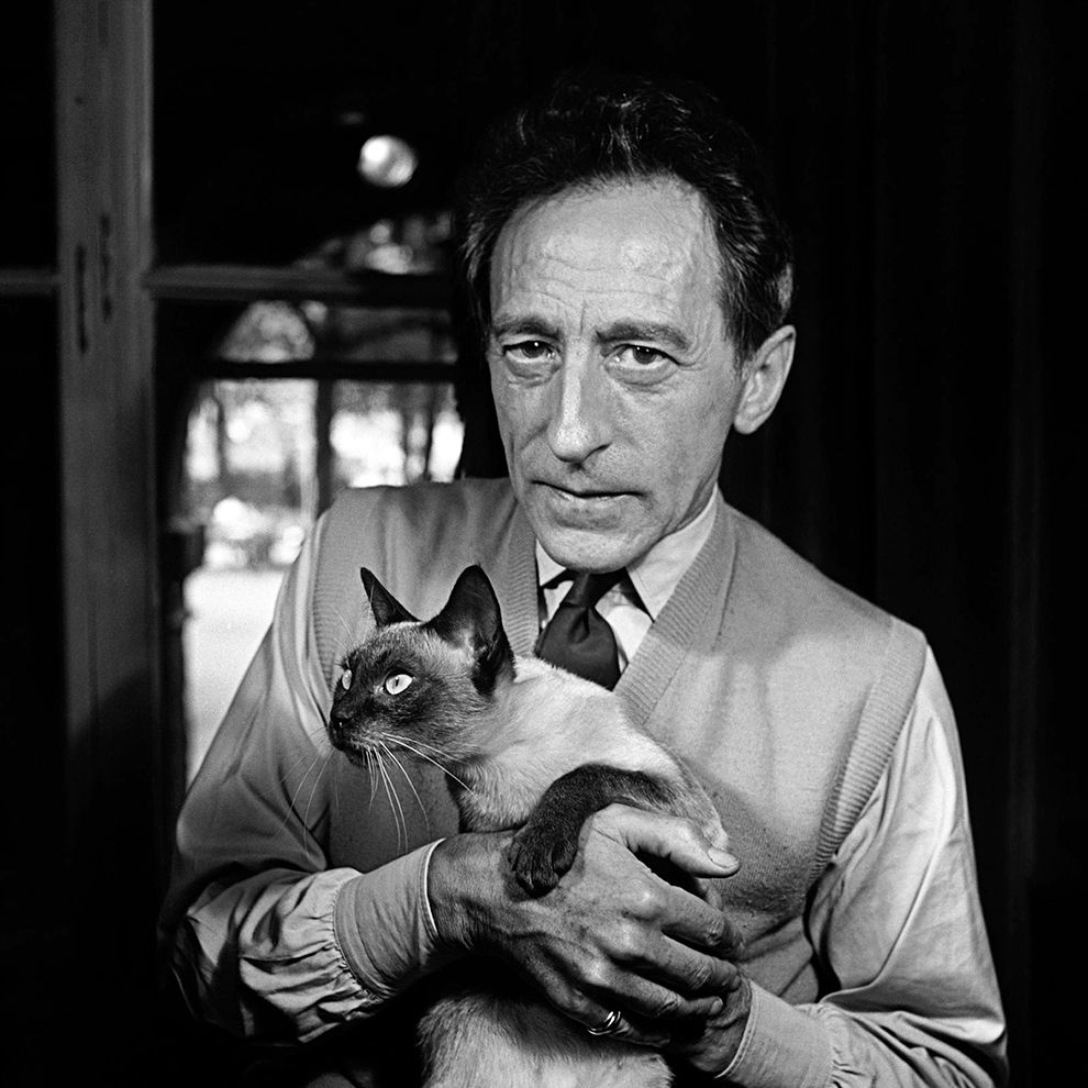 Jean Cocteau lithograph
