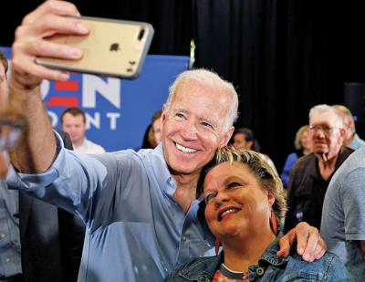 Younger 2020 candidates hint at age divide in hitting Biden