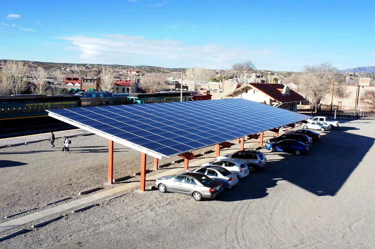 Santa Fe County Approves Two New Pnm Solar Farms Local