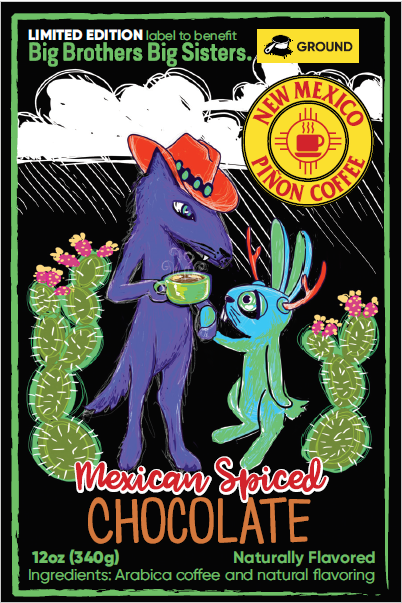 Mexican Spiced Chocolate coffee label.PNG
